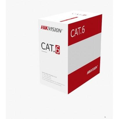 CABLU UTP CAT 6 CCA ALB 305M