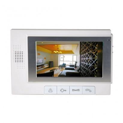 "Post interior videointerfon 7"" color Tongwei DP-702"