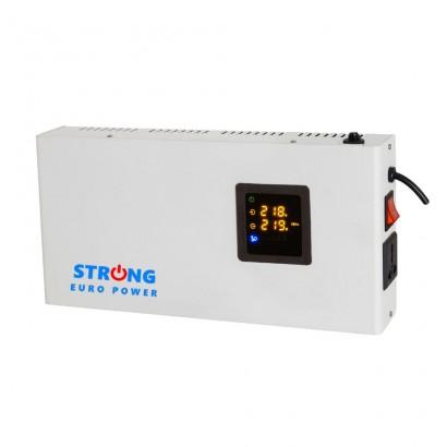Strong Euro PowerStabilizator tensiune Strong 1000VA 140V–260V cu releu