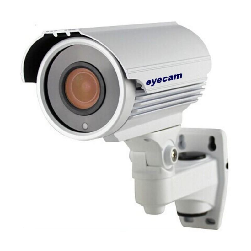 Camera 4-in-1 Analog/AHD/CVI/TVI 1080P zoom 4X AF 60M Eyecam EC-AHDCVI4097