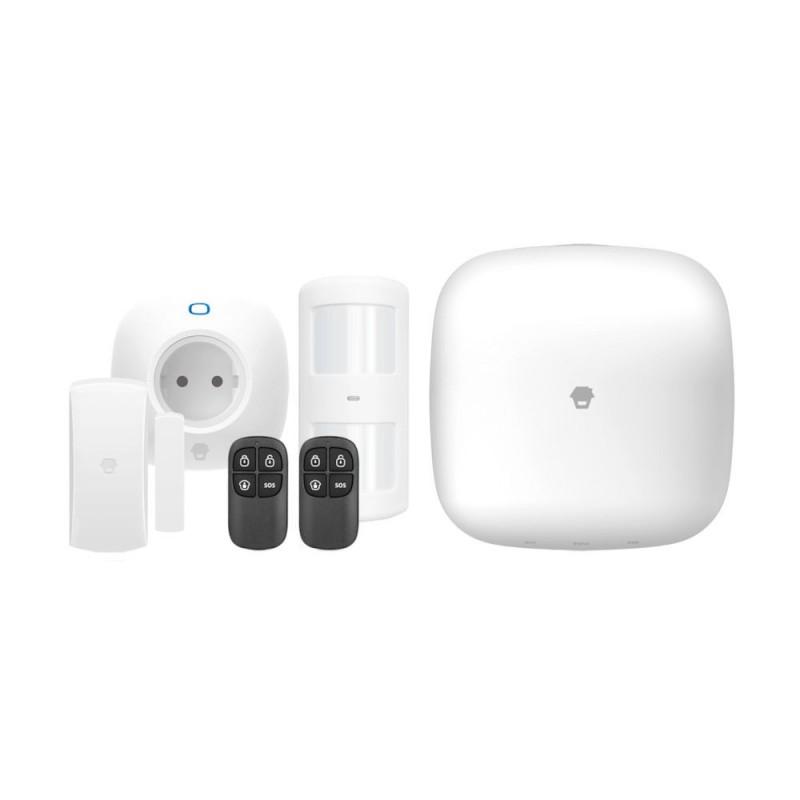 Chuango H4 Sistem de alarma wireless Wifi/GSM