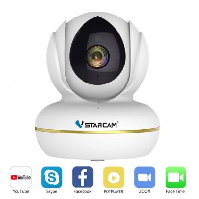 VSTARCAMCamera IP Wireless cu functie Webcam Vstarcam CU2 full HD 1080P Pan/Tilt