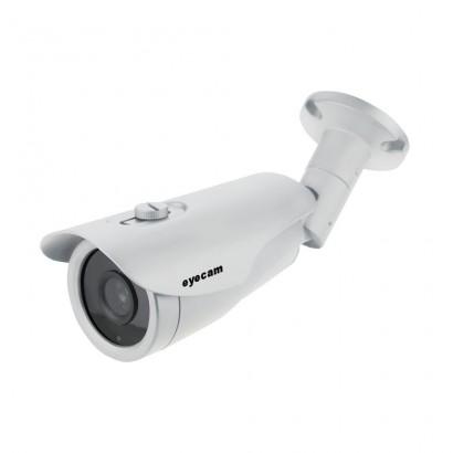 EyecamCamera 4-in-1 Analog/AHD/CVI/TVI 3.6mm 20M 720P Eyecam EC-AHDCVI4106
