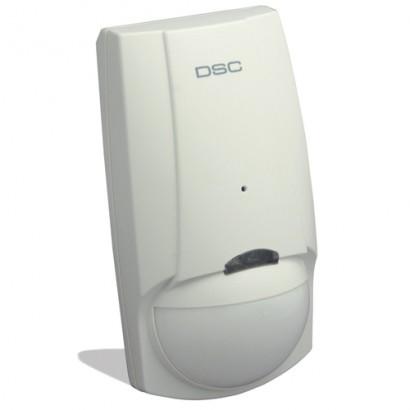 Detector de miscare PIR combinat cu detector de spargere geam - DSC LC-102PIGBSS