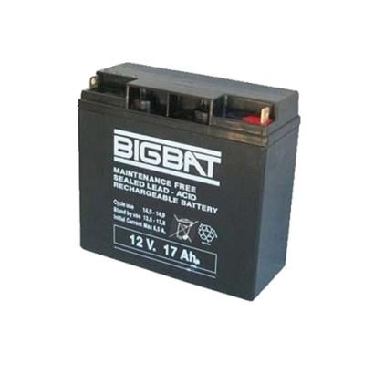 Acumulator BIG BAT 12V, 17 Ah BB12V17
