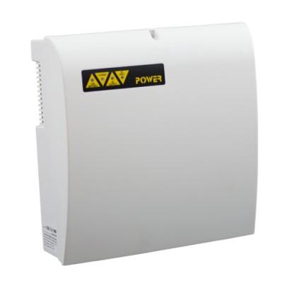 Sursa de alimentare 12V/10A, back-up in cabinet de plastic SDC-12-10BPL