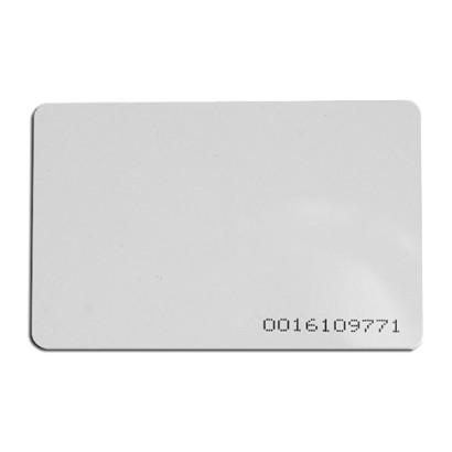 Cartela de acces cu cip EM4100 125KHz CSC-EM125-08+C