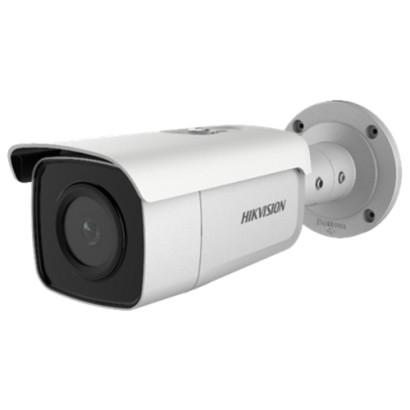 Camera IP AcuSense 4MP, lentila 2.8mm, IR 50m, SD-card - HIKVISION DS-2CD2T46G1-2I-2.8mm