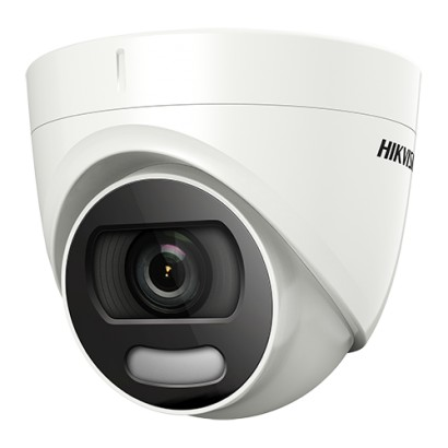 ColorVu, Camera Hibrid 4 in 1, 2MP, lentila 3.6mm - HIKVISION DS-2CE72DFT-F-3.6mm