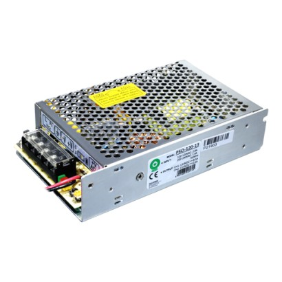Sursa in comutatie POS Power - 13.8V, 8.5A cu back-up PSO-120-13