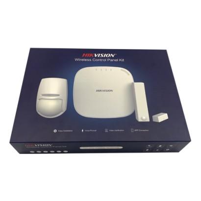 Kit sistem de alarma Wireless(868Mhz), GPRS, LAN-WIFI , RF Card - HIKVISION DS-PWA32-NGT-868