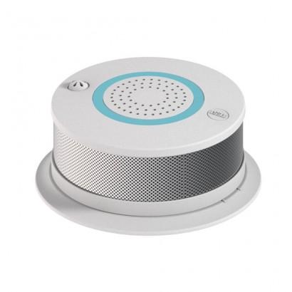 Senzor wireless de fum si temperatura PGST PA-438R