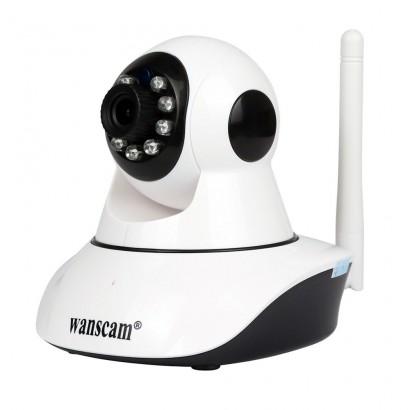 WanscamWanscam HW0041-1 Mini Camera IP Wireless Pan/Tilt HD 720P
