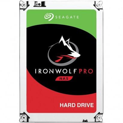 SEAGATE HDD Desktop IronWolf Pro (3.5'/ 4TB/ SATA 6Gb/s/ rmp 7200)