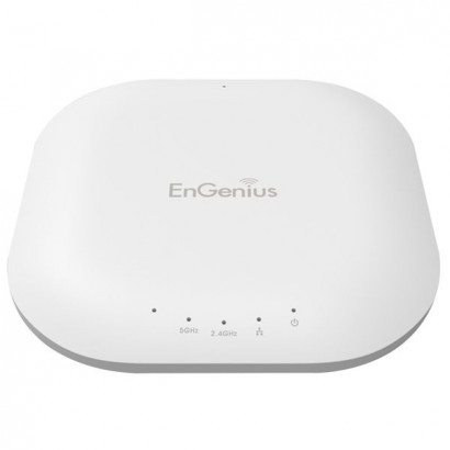 Managed AP Indoor Dual Band 11ac 300+867Mbps 2T2R GbE PoE.at 4*5dBi ia (Access Point, Power Adapter (12V/2A), T-rail mounting ki