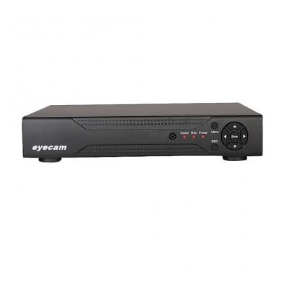 EyecamDVR 8 Canale Pentabrid 5 in 1 XVR 1080N full HD Eyecam EC-XVR4110