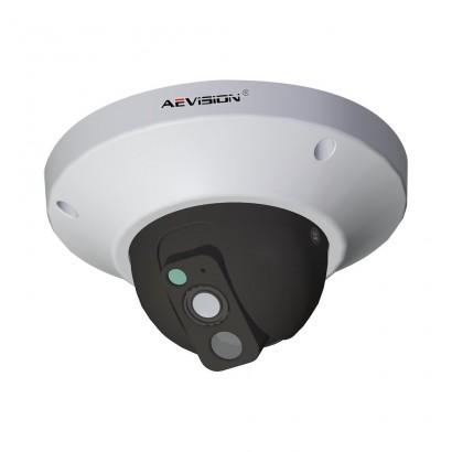 AEVISIONCamera IP Dome full HD 1080P 4mm IR 15M Aevision AE-201B61HJ5-0104