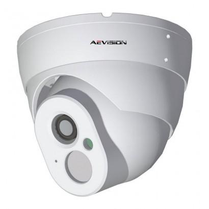 AEVISIONCamera IP Dome 5MP 4mm IR 15M Aevision AE-501B86HJ-0104