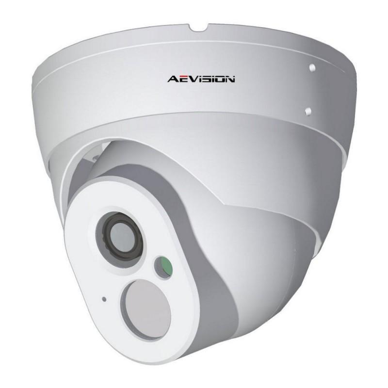 Camera IP Dome 5MP 4mm IR 15M Aevision AE-501B86HJ-0104