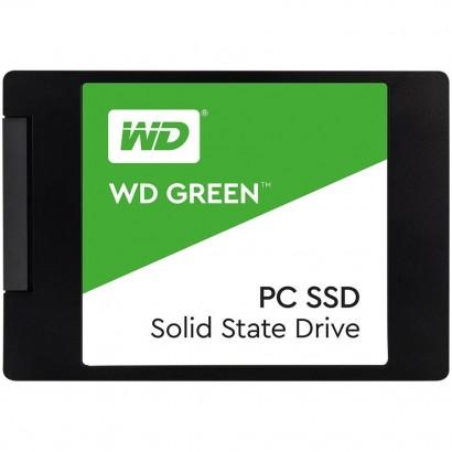 "SSD WD Green (2.5"", 240GB, SATA III 6 Gb/s)"