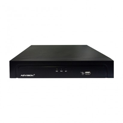 AEVISIONDVR 4 Canale Pentabrid 5 in 1 XVR 4MP 5MP Aevision AC-X7004-4M