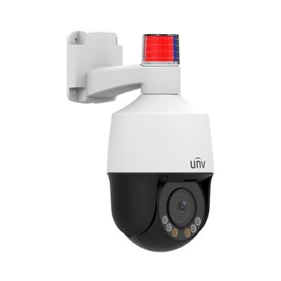 Camera IP mini-PTZ seria LightHunter 2 MP, zoom optic 4X, Audio, Alarma, IR 50M - UNV IPC672LR-AX4DUPKC