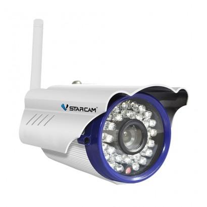VSTARCAMVstarcam C15 Camera IP Wireless Exterior HD 720P Slot Card
