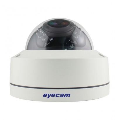 EyecamCamera 4-in-1 full HD 1080P Dome 2.8-12mm 30M Eyecam EC-AHD8017