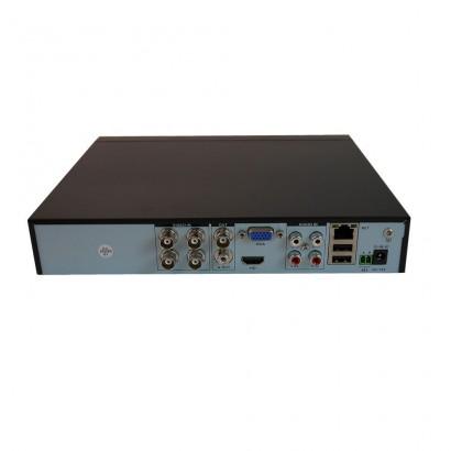 EyecamDVR 4 Canale Pentabrid 5 in 1 XVR 1080P 4MP Eyecam EC-XVR8001