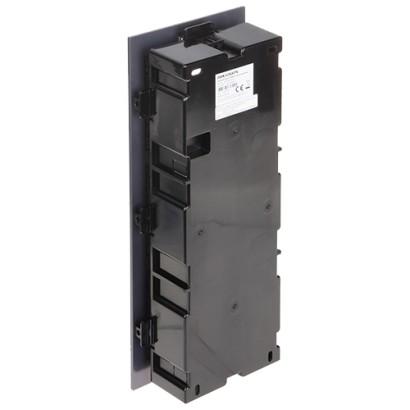 Rama montaj ingropat, 3 module, pentru Interfon modular - HIKVISION DS-KD-ACF3