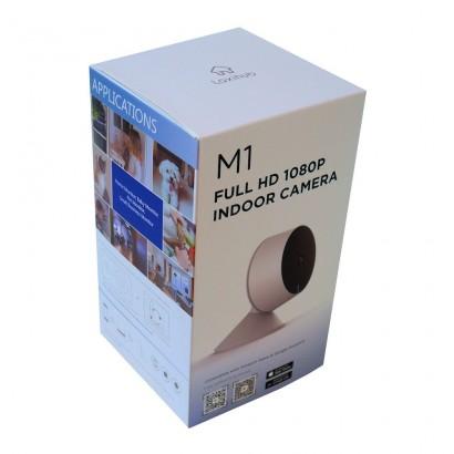 Camera Supraveghere Wireless Laxihub M1 1080P Audio Detectie Miscare Compatibila Alexa Google