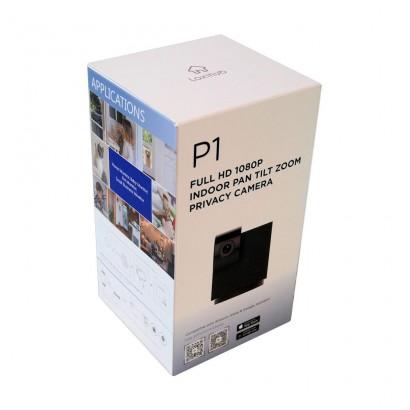 Camera Supraveghere Wireless Laxihub P1 1080P Audio Detectie Miscare Compatibila Alexa Google