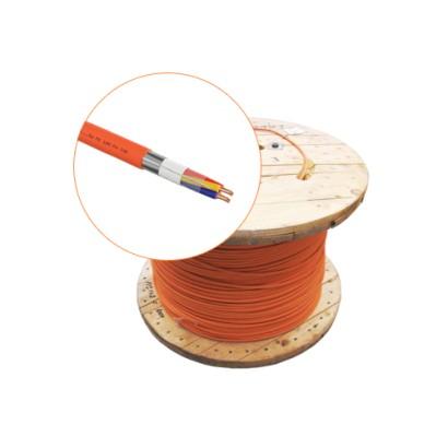 Cablu incendiu JE-H(St)H FE 180 E30/E90, 2x2x08 ecranat, 500m - EuroClass MEK90-2x2x08-T