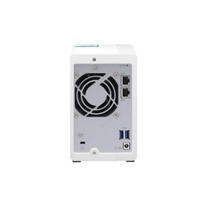 NAS QNAP 231K 2BAY 1.7GHZ 1GB TWR SATA