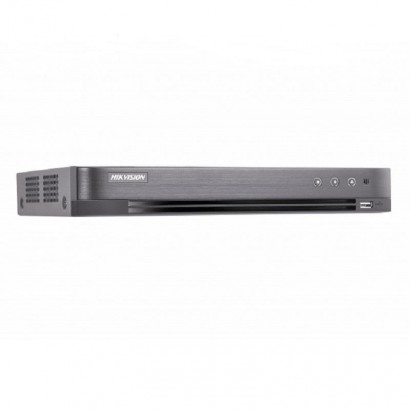 DVR 4 Canale TurboHD 5MP Hikvision IDS-7204HUHI-M1/S