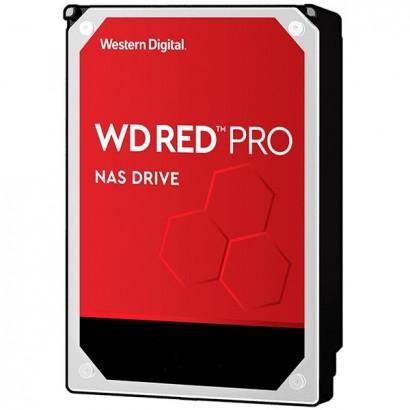 HDD Desktop WD Red Pro (3.5'', 12TB, 256MB, 7200 RPM, SATA 6 Gb/s)