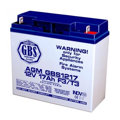 BATERIE AGM GBS1217T3 12V 17Ah