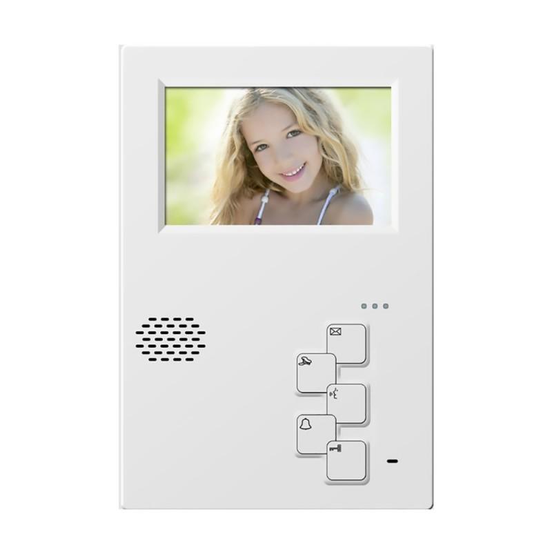 """POST INTERIOR VIDEOINTERFON 5"""" TFT-LCD MELSEE MS404C-V4"""