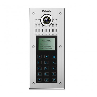 MelseePOST EXTERIOR VIDEOINTERFON COD ACCES MELSEE MS315C