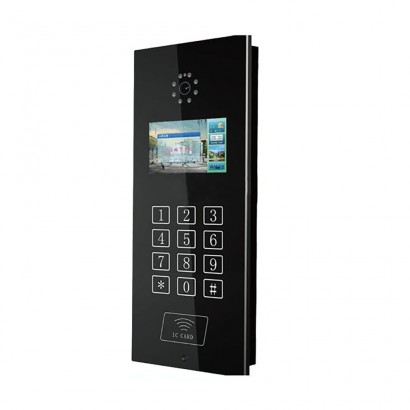 """POST EXTERIOR VIDEOINTERFON TCP/IP 7"""" COD ACCES MELSEE MS302C-ID"""