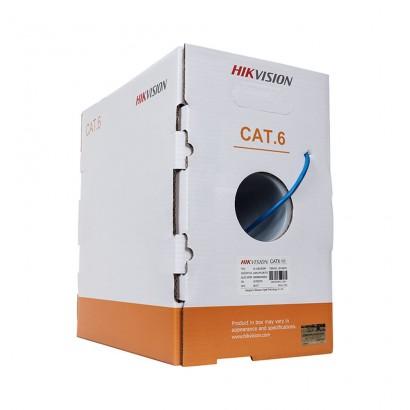 Conectica Cablu UTP CAT6 Hikvision DS-1LN6-UU HIKVISION