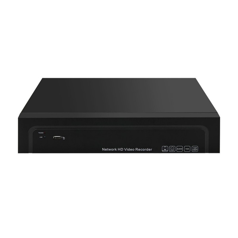 NVR 25 CANALE 5MP AEVISION NVR7000‐02S25‐HB