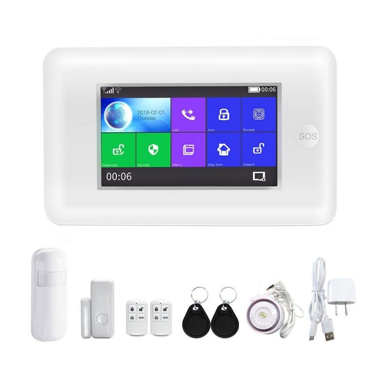 Sistem de alarma wireless PGST PG-106 WIFI GSM