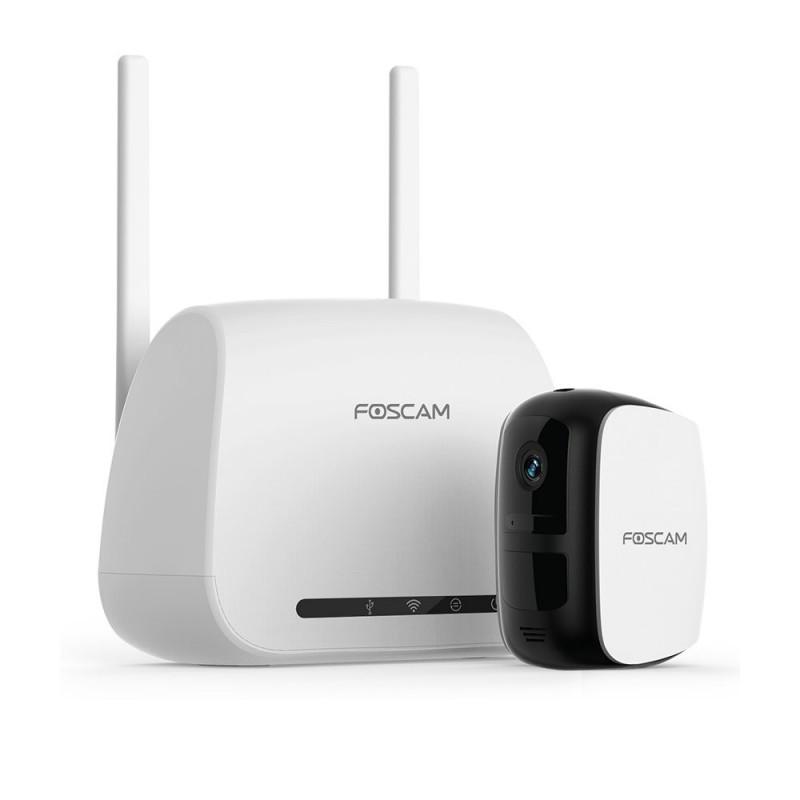 FoscamCAMERA IP WIRELESS CU BATERIE FOSCAM E1 FULL HD 1080P