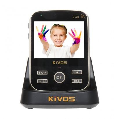 KivosPost interior videointerfon wireless KIVOS KDB301 cu senzor de prezenta
