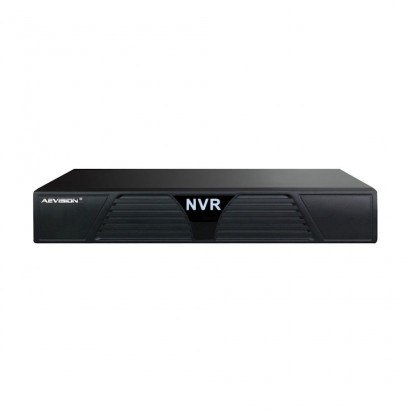 AEVISIONNVR 9 canale 3MP POE Aevision AS-NVR7000-A01S004P-C1
