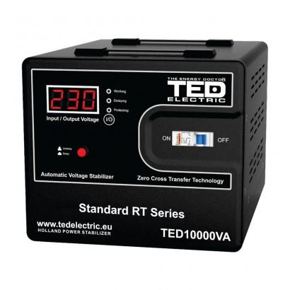 TEDStabilizator de tensiune 10KVA AVR