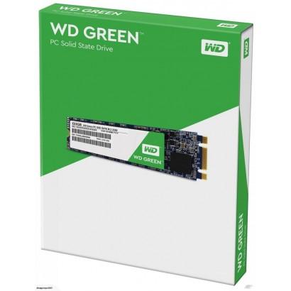 WD SSD 240GB GREEN M.2 WDS240G2G0B
