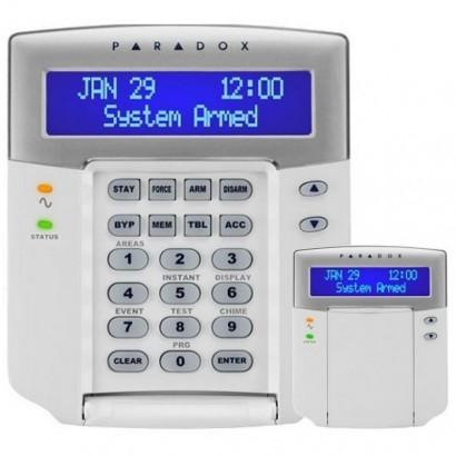 PARADOXTASTATURA LCD PARADOX DIGIPLEX K641