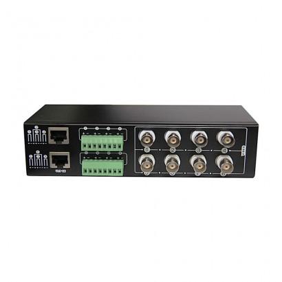 FolksafeFolksafe Video balun Pasiv 8 canale HD - AHD, HDCVI, HDTVI FS-HDP4608